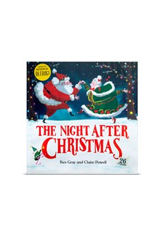 The Night After Christmas Book -