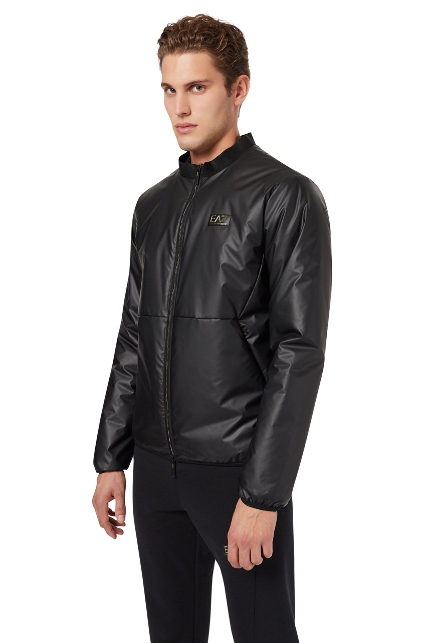 Coated Fabric Jacket