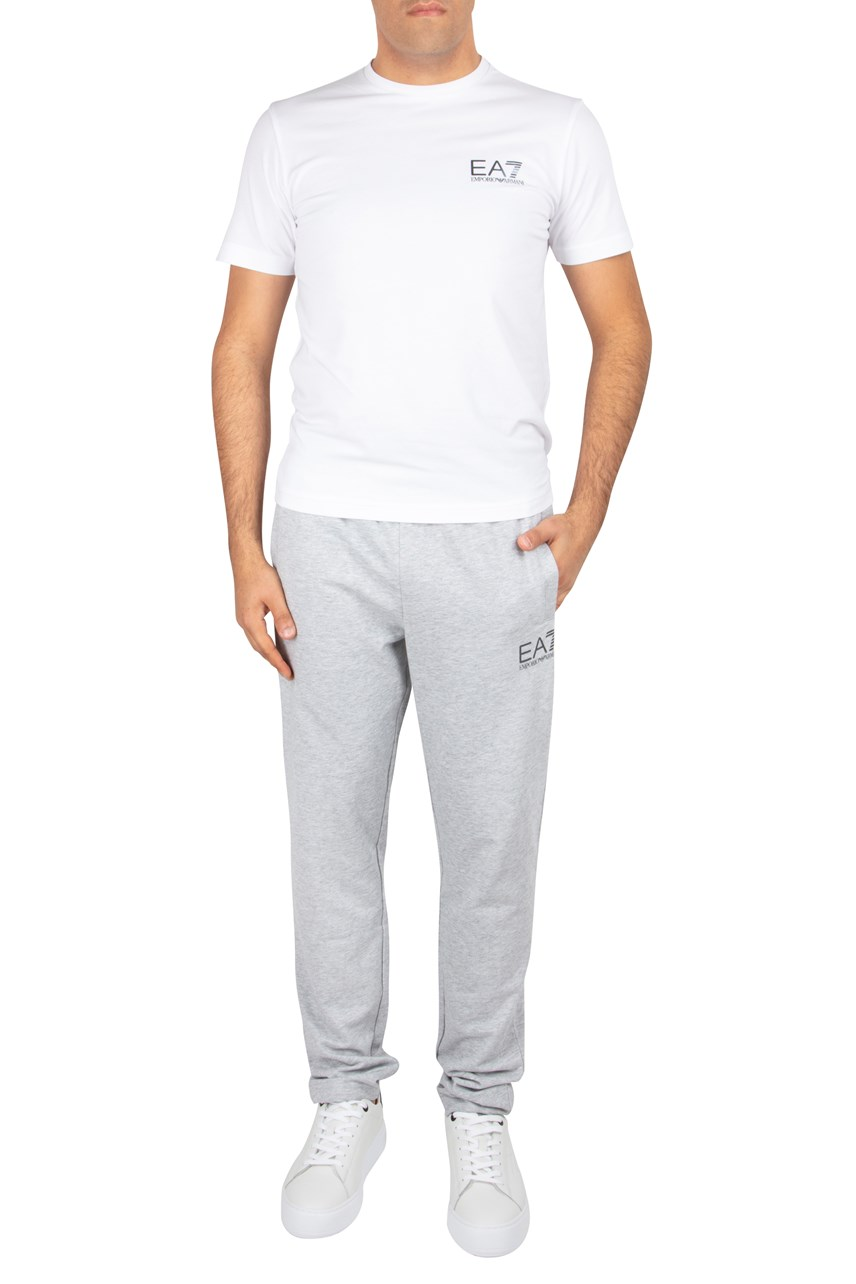 Slim Fit Logo Track Pant