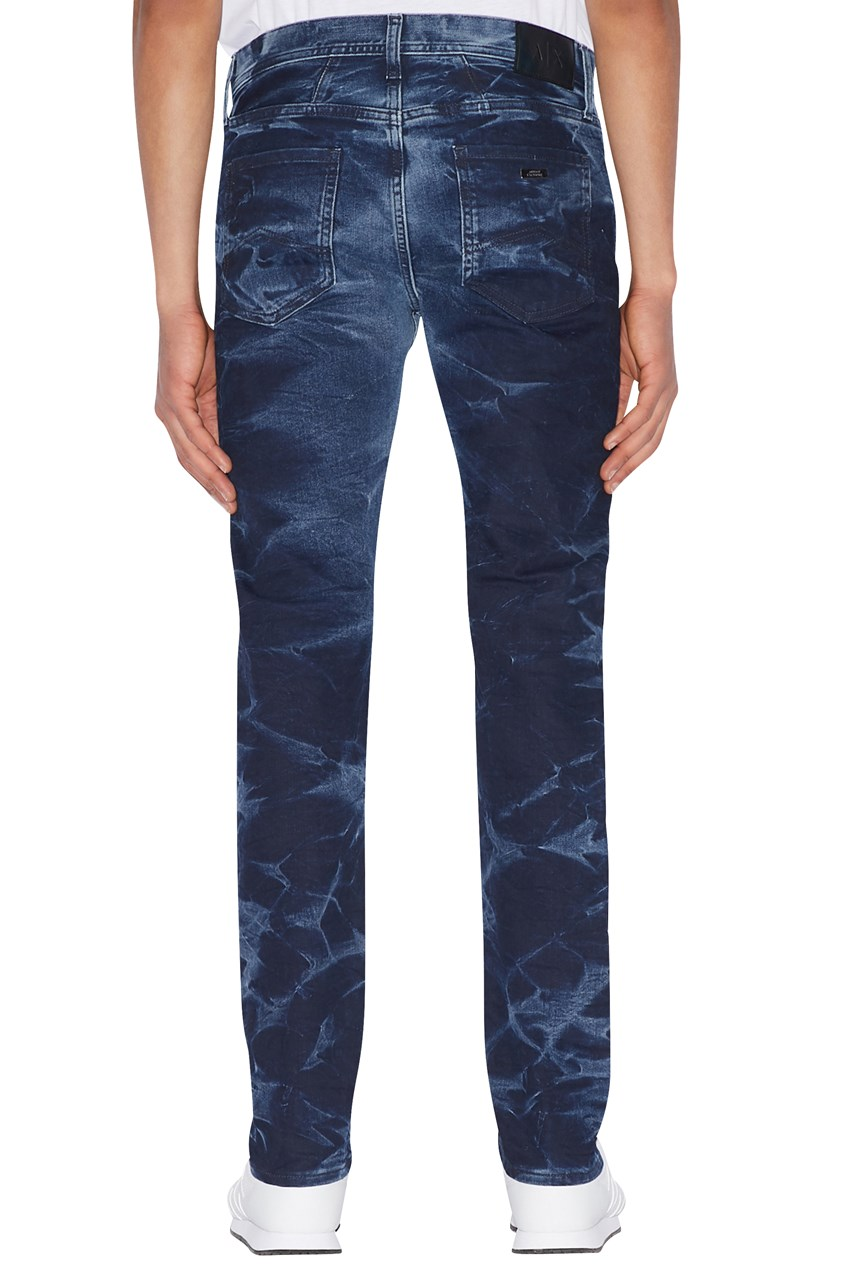 Slim Fit 5-Pocket Jeans