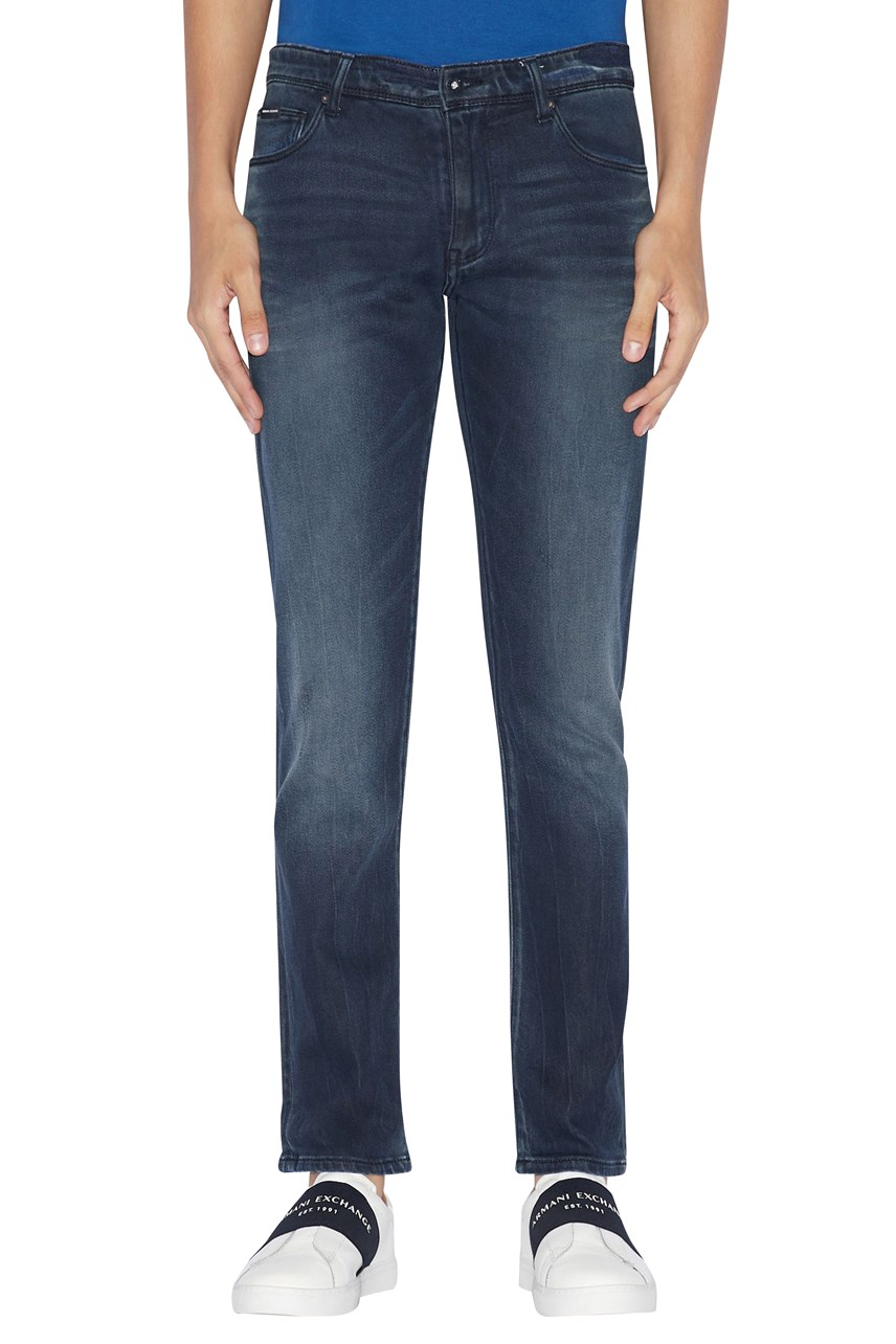 Skinny 5-Pocket Jeans