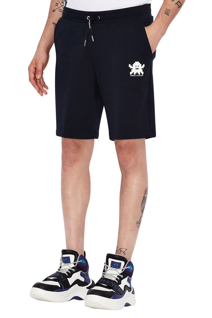 Video Game Bermuda Shorts