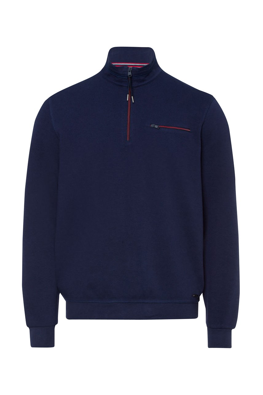 Sion Half Zip Sweater