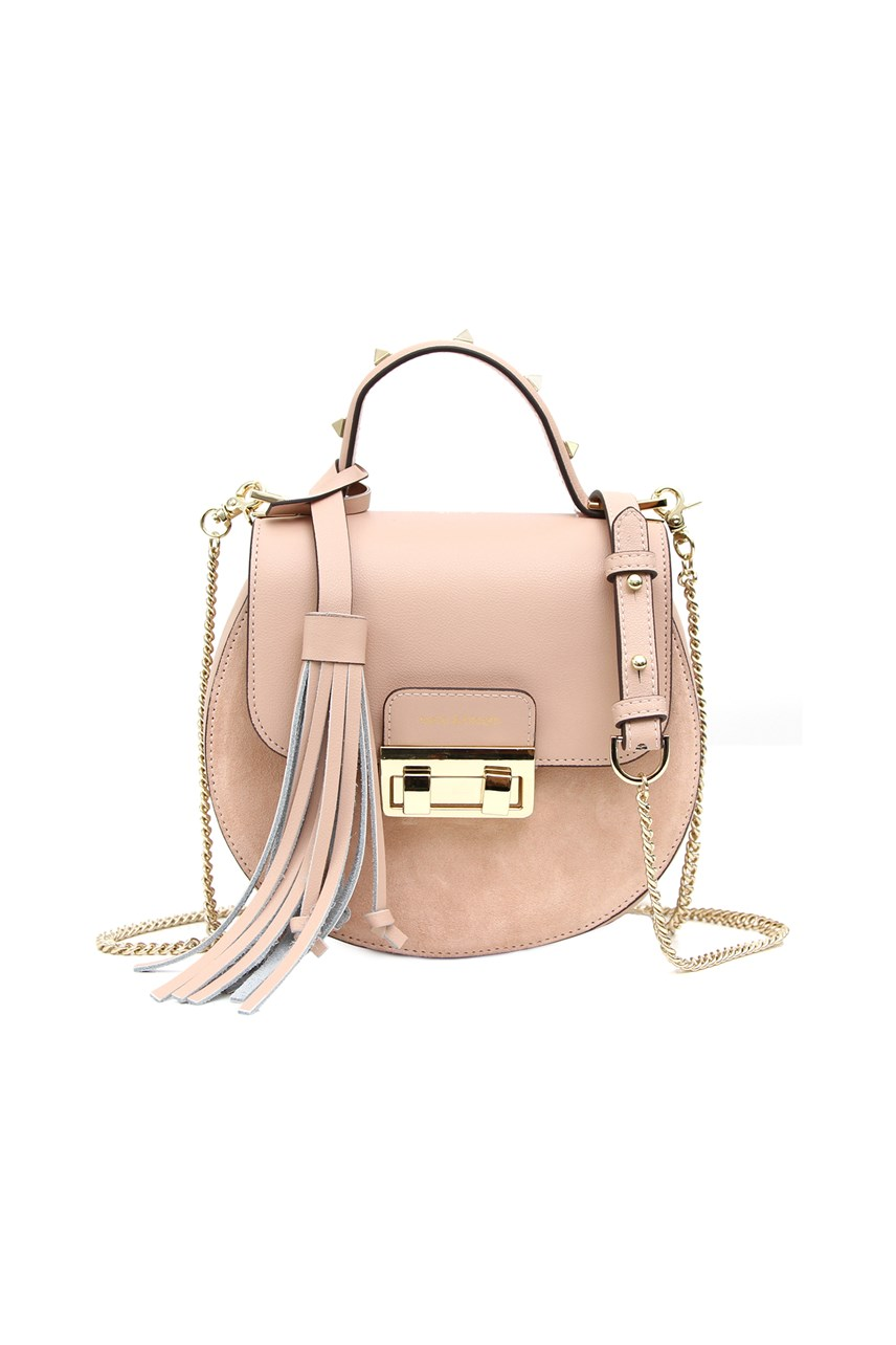 Belmore Exchange Leather Cross-Body Bag