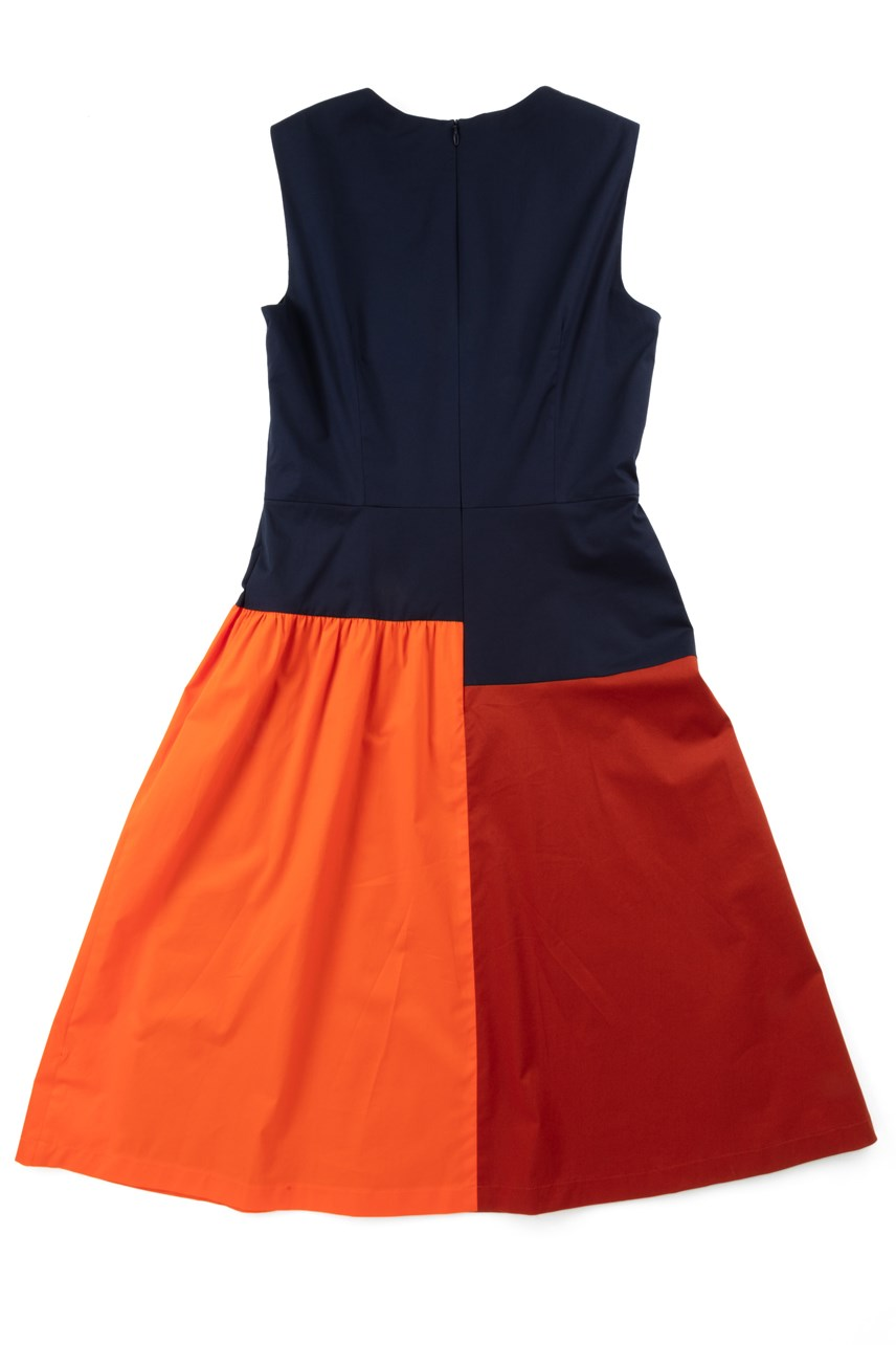 Dolouri Colourblock Dress