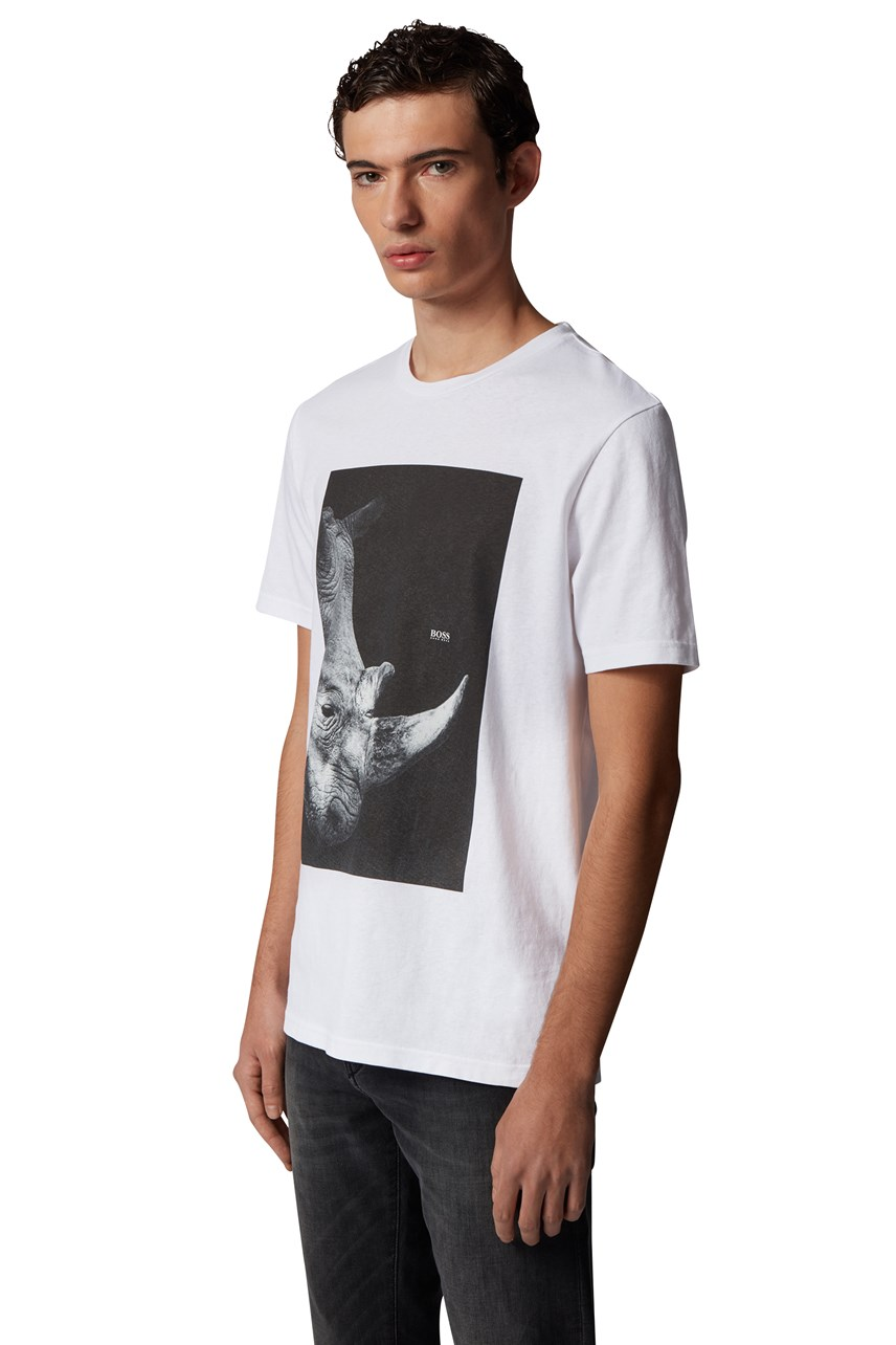 Troaar 2 Animal Print T-Shirt