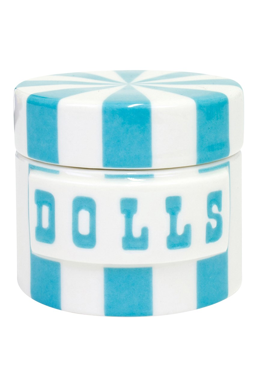 Vice Dolls Canister - Blue