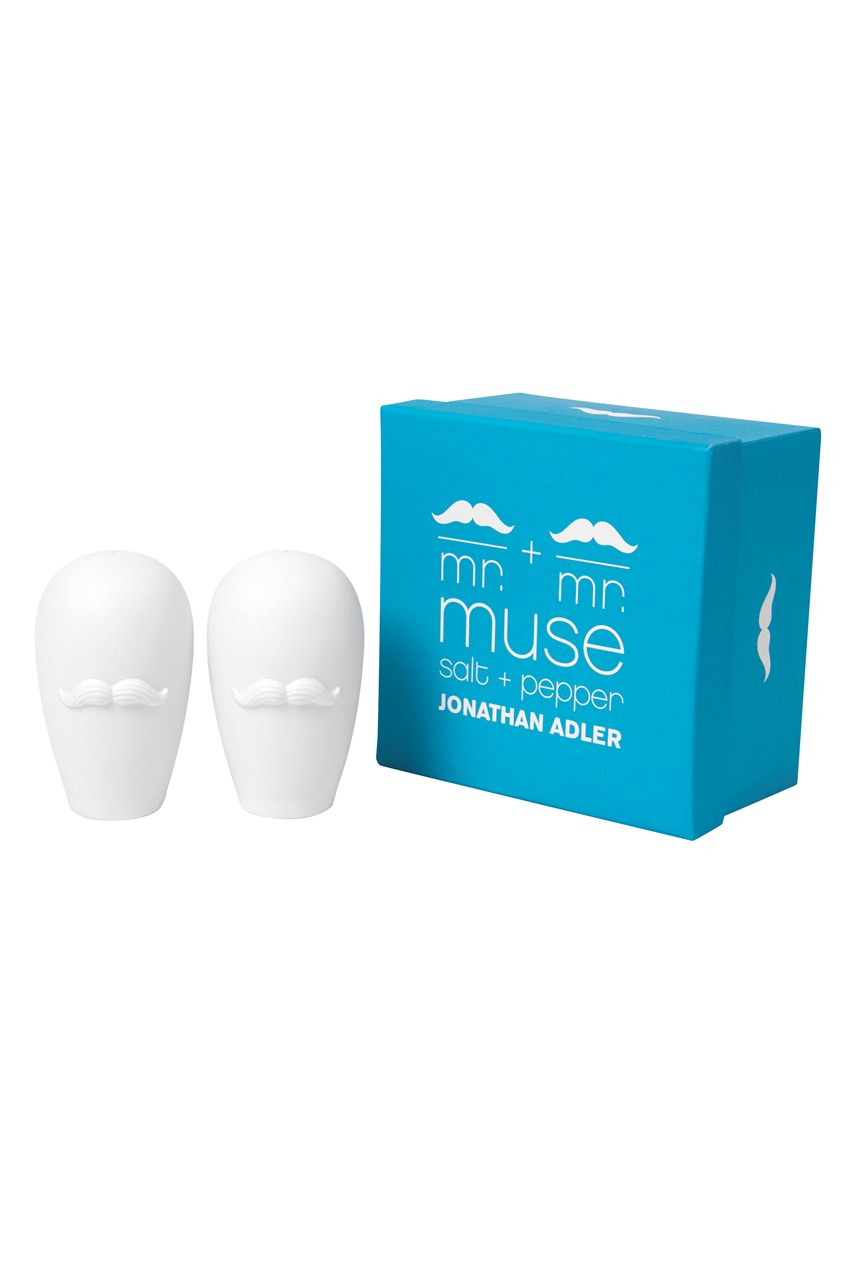 Mr & Mr Muse Salt & Pepper Set