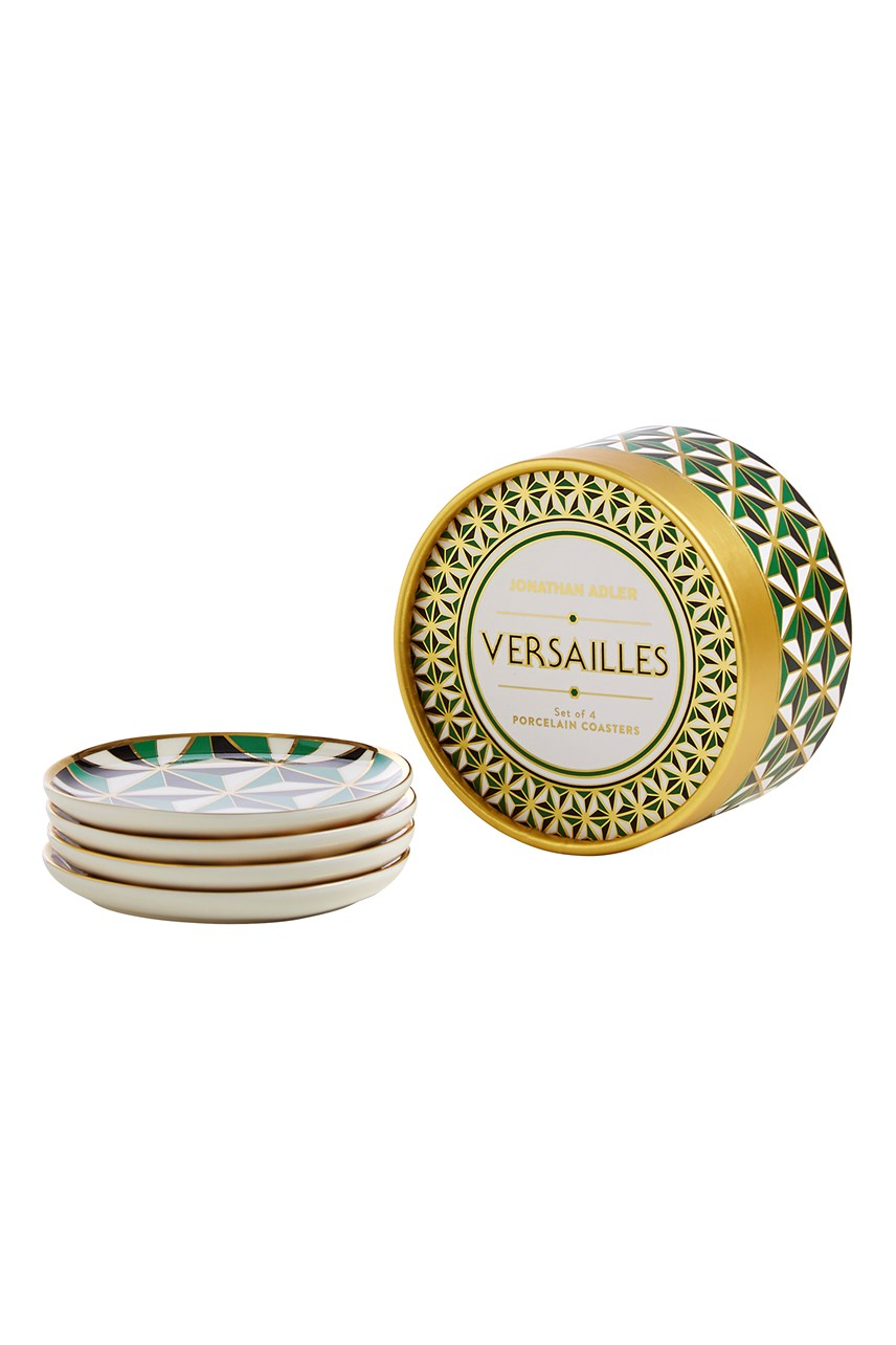 Versailles Coasters - Set of 4