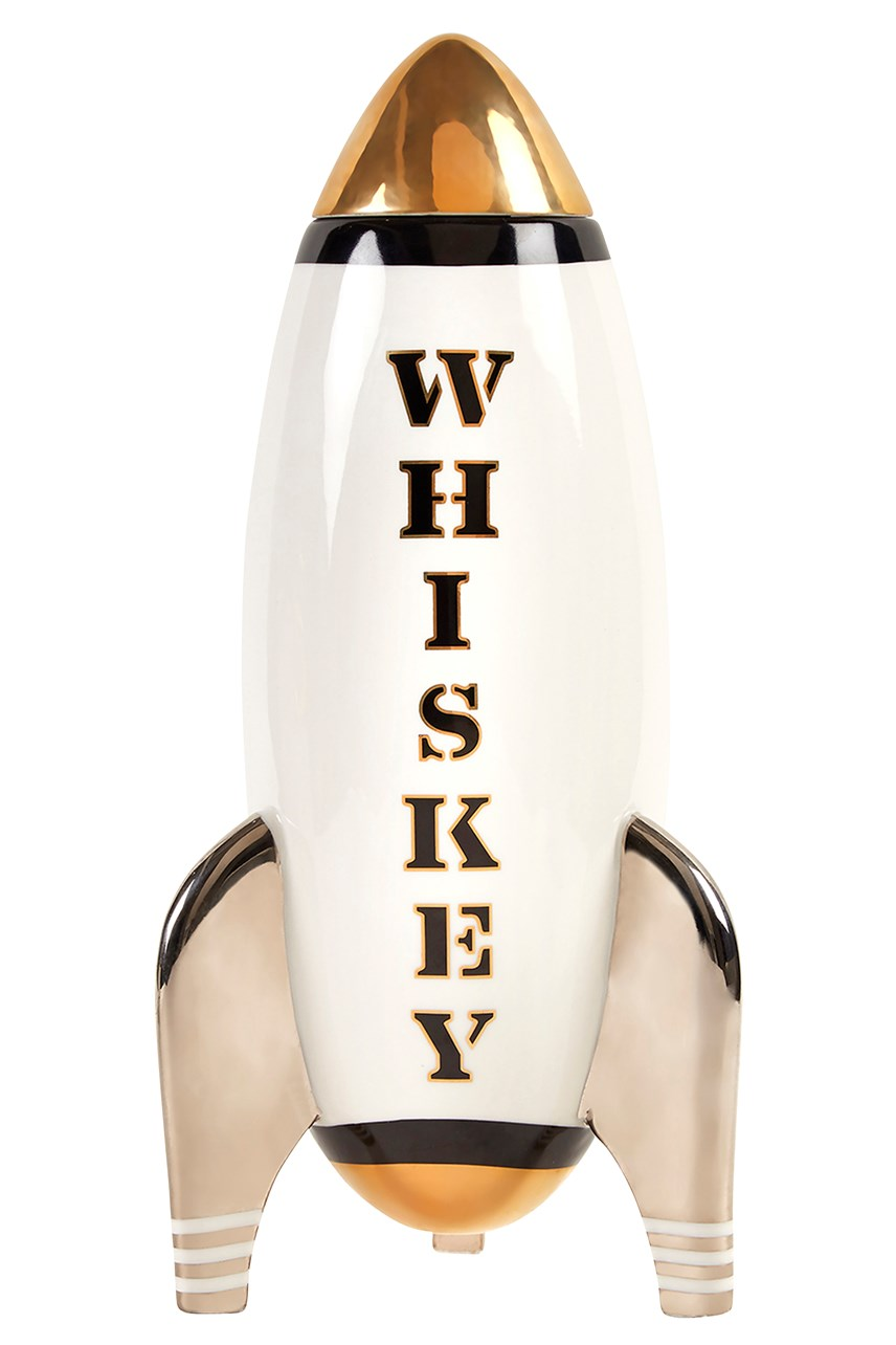 Whiskey Rocket Decanter