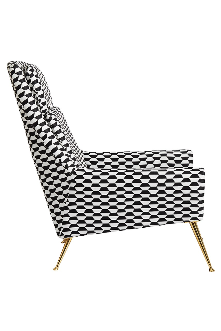 Ultra Lounge Chair Milano