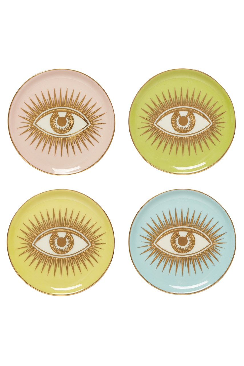 Le Wink Coasters - Set of 4