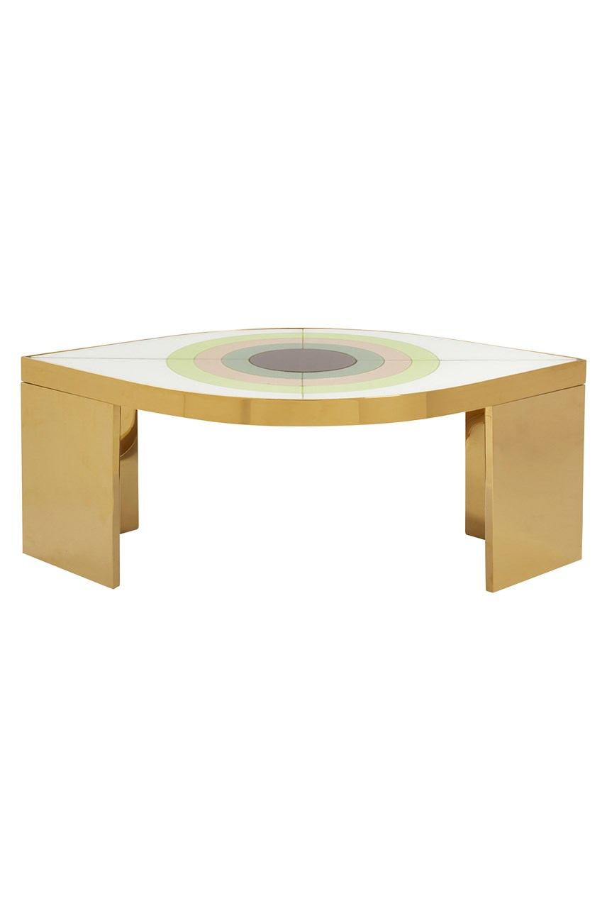 Harlequin Eye Cocktail Table
