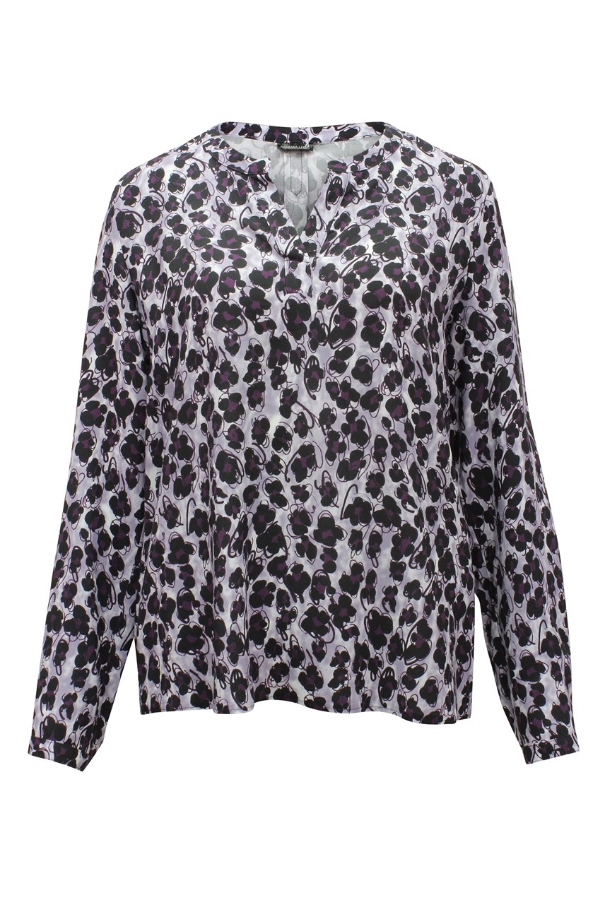 Animal Pattern Tunic