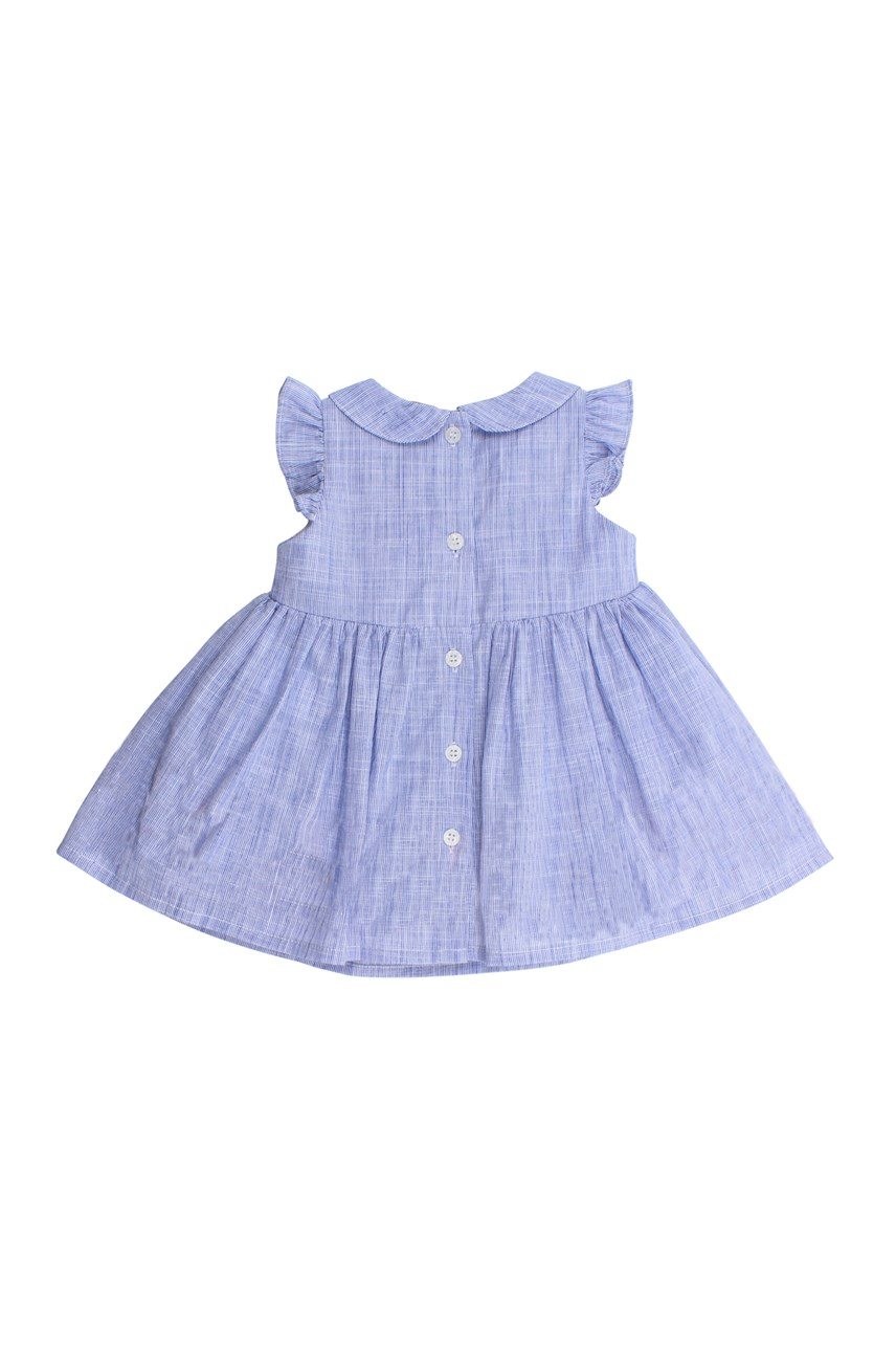 Evie Dress With Collar