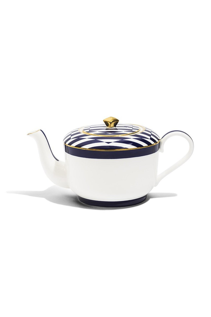 Superstripe Small Teapot