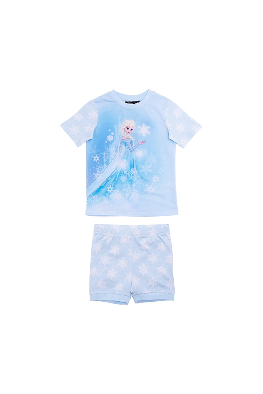 Let It Go Short Sleeve PJ Set