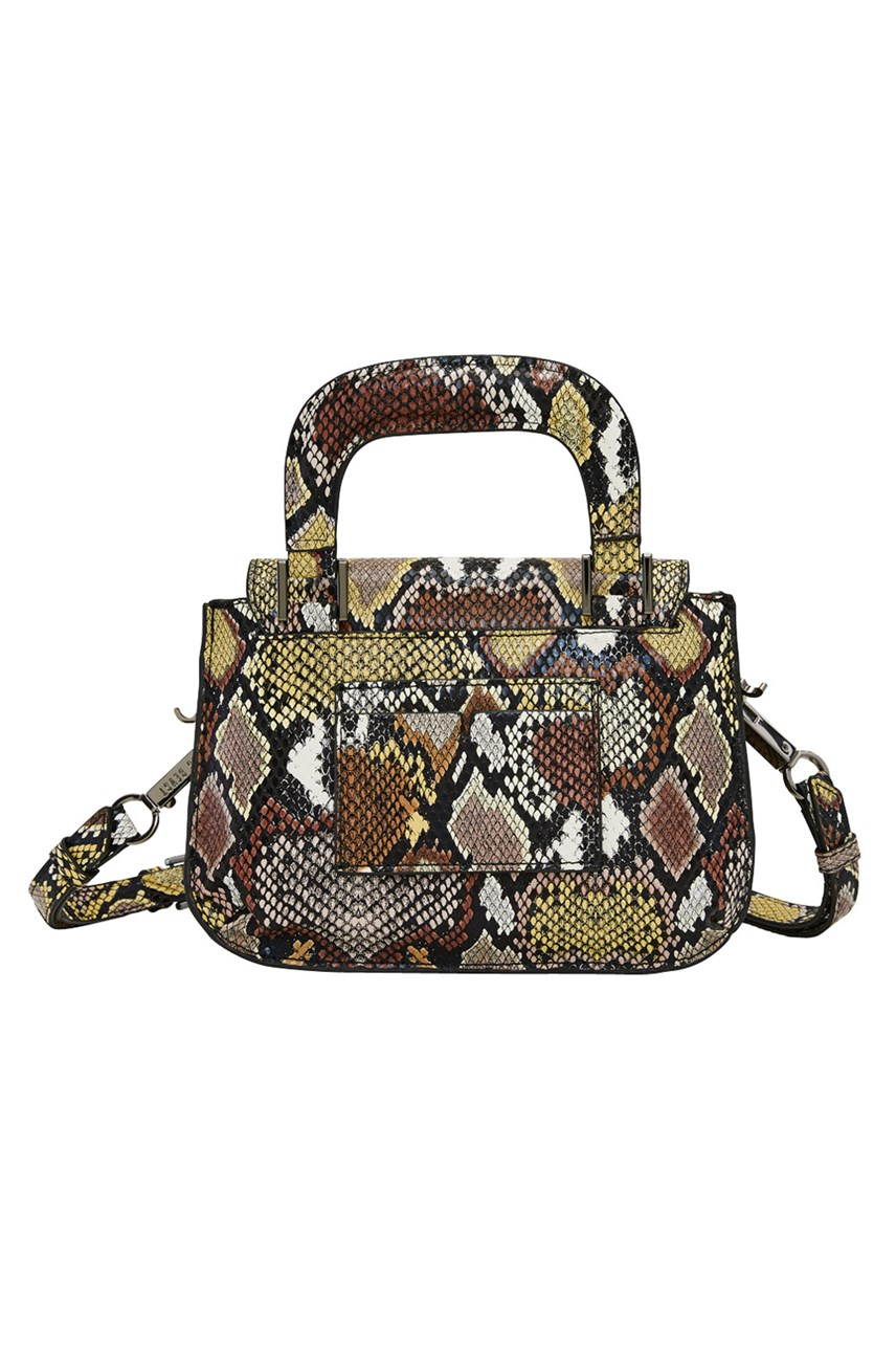Desert Snake Reader Satchel Bag