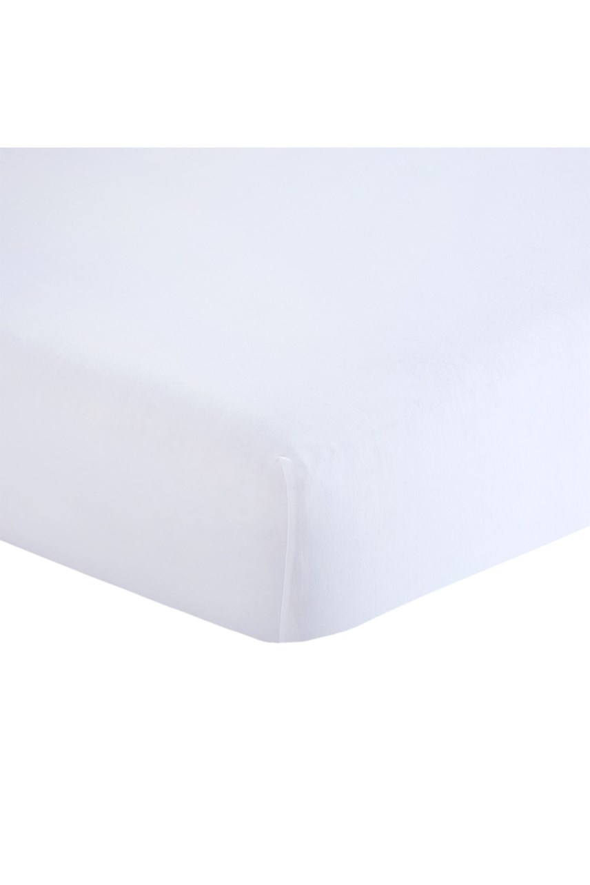 Bridge Grey Bed Fitted Sheet