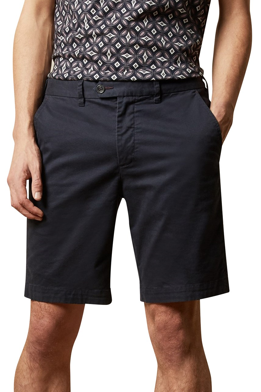 Buenose Cotton Chino Shorts