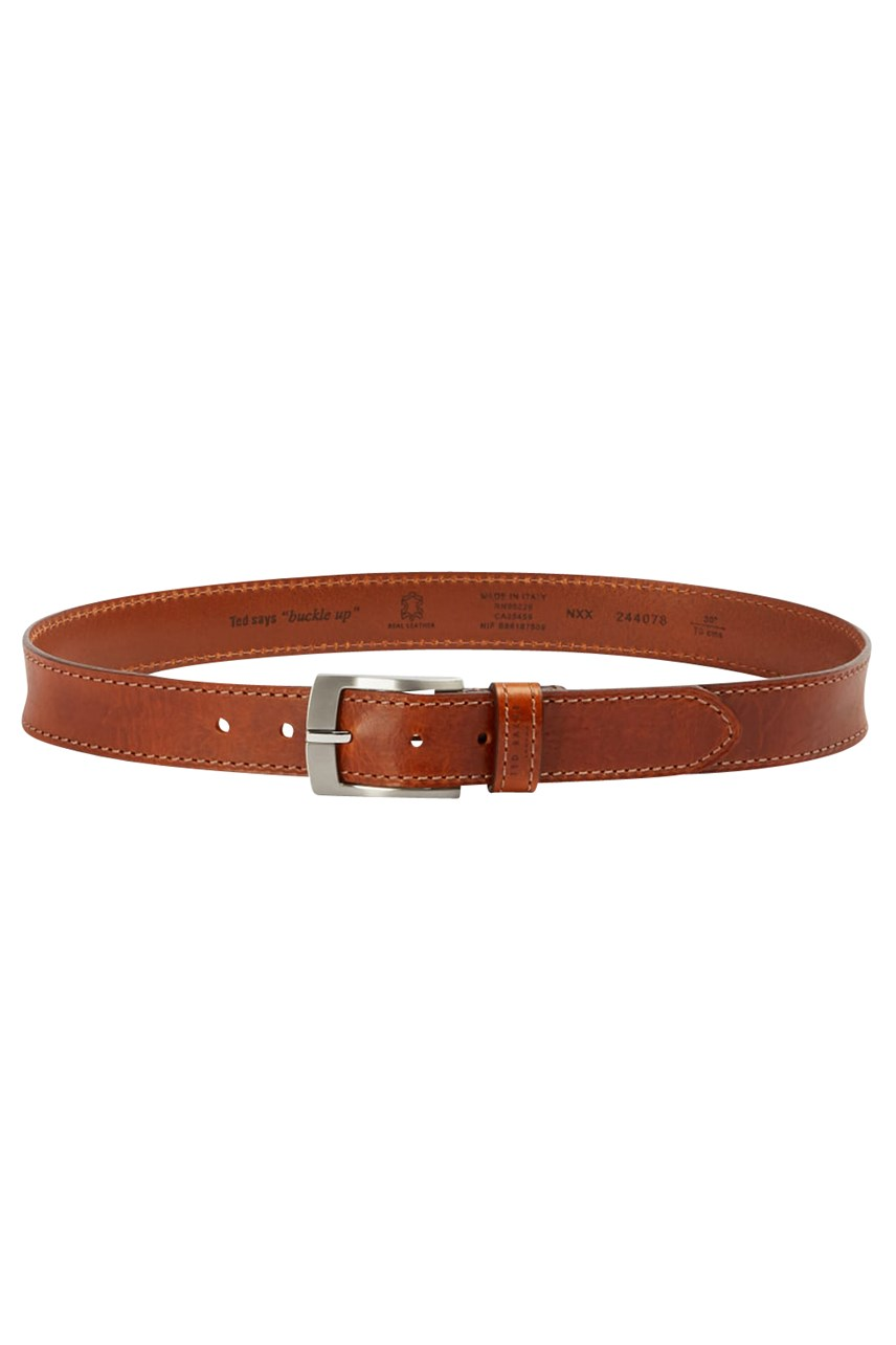 Dagen Stitch Detail Belt