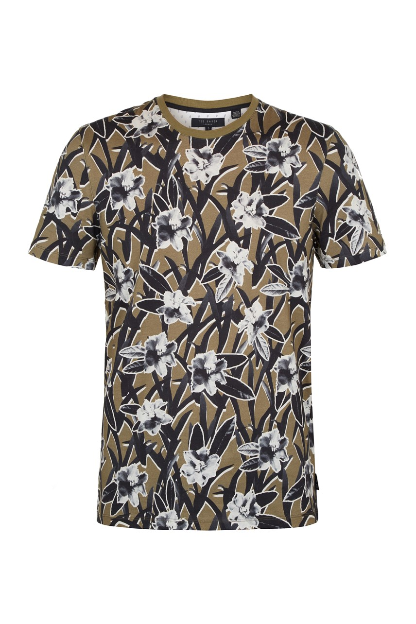 All Over Printed T-Shirt
