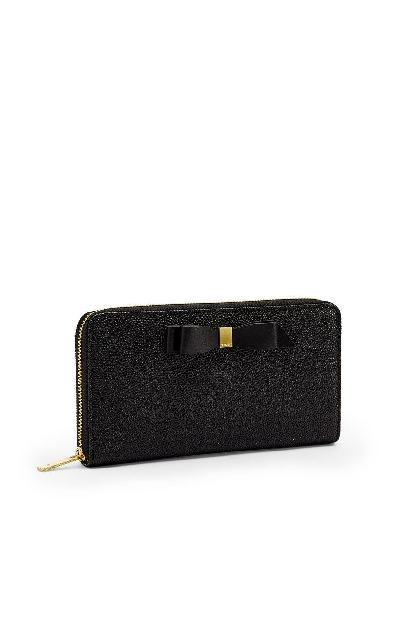 Aine Zip-Around Matinee Wallet