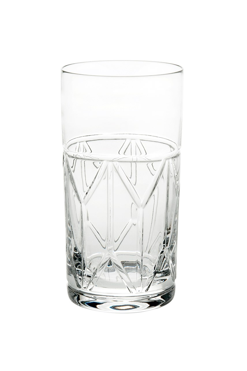 'Avenue' Highball Glass