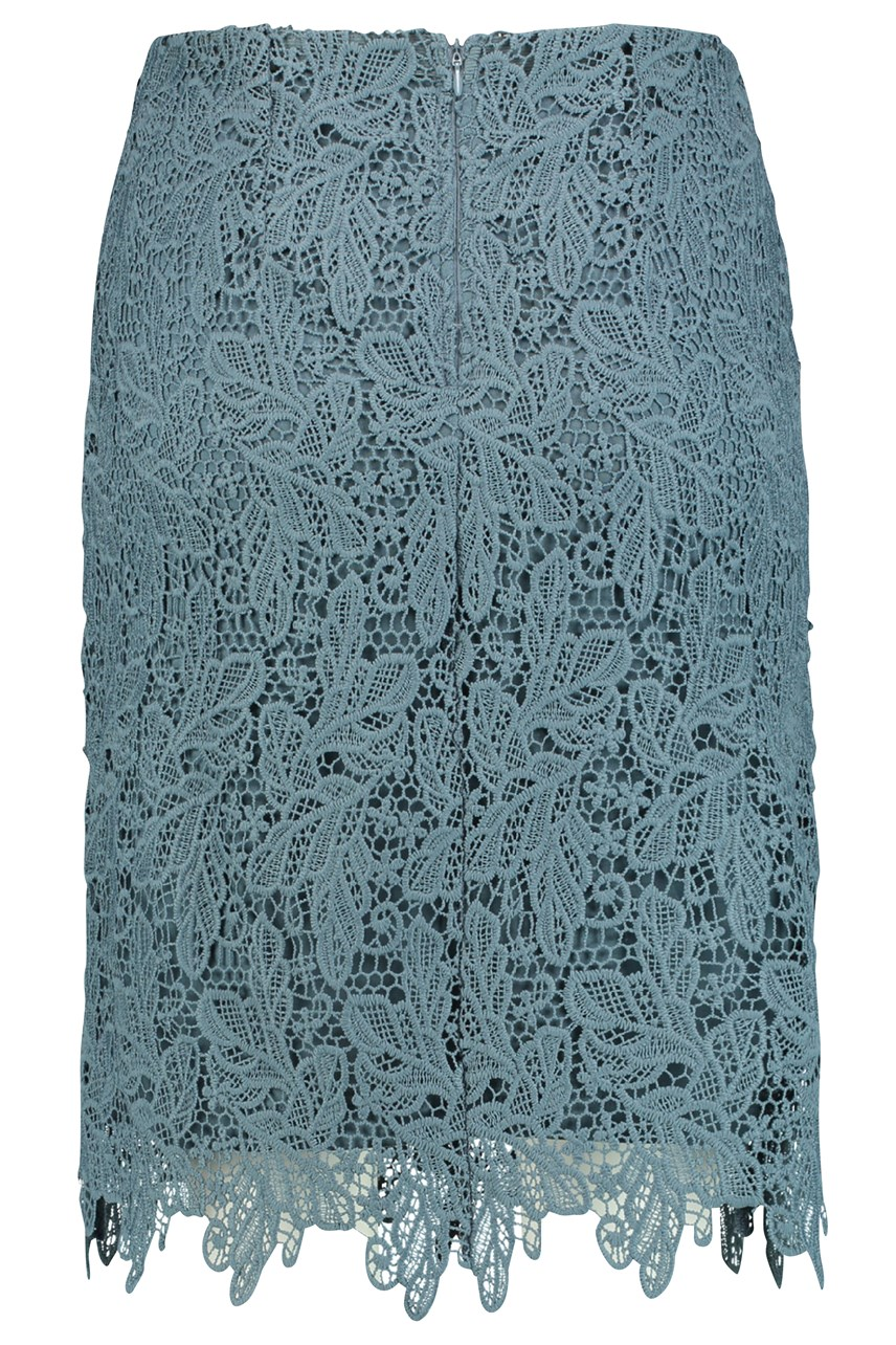 Square Garden Lace Skirt