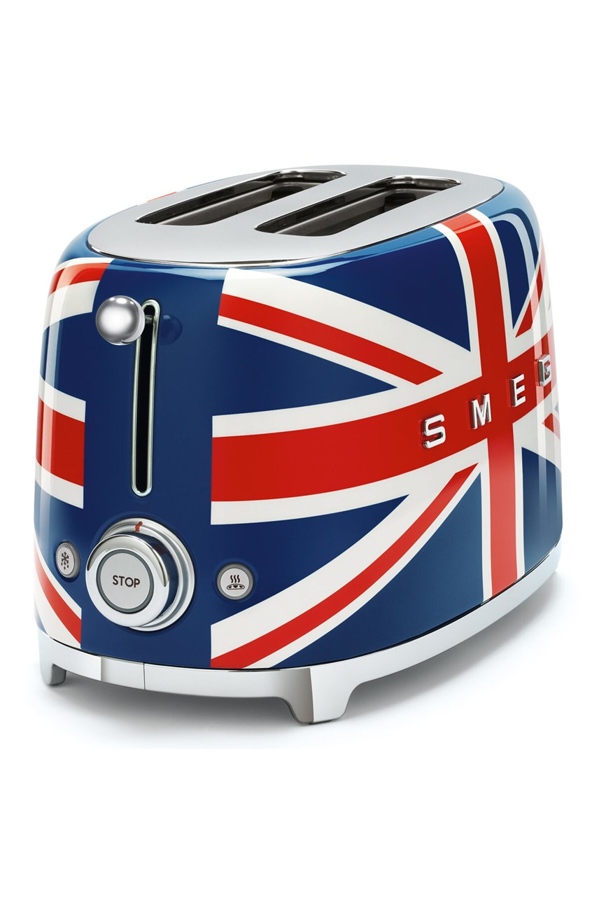 Union Jack 2-slice Toaster