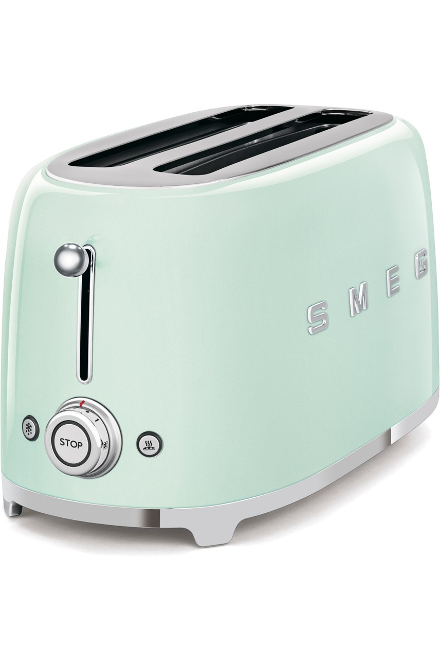 4-Slice Toaster - Pastel Green