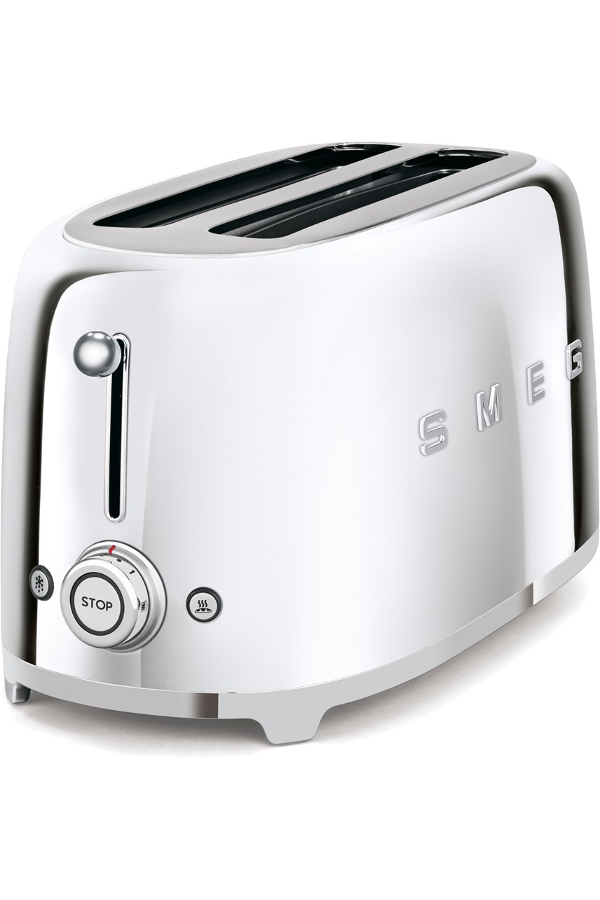 4-Slice Toaster - Stainless Steel