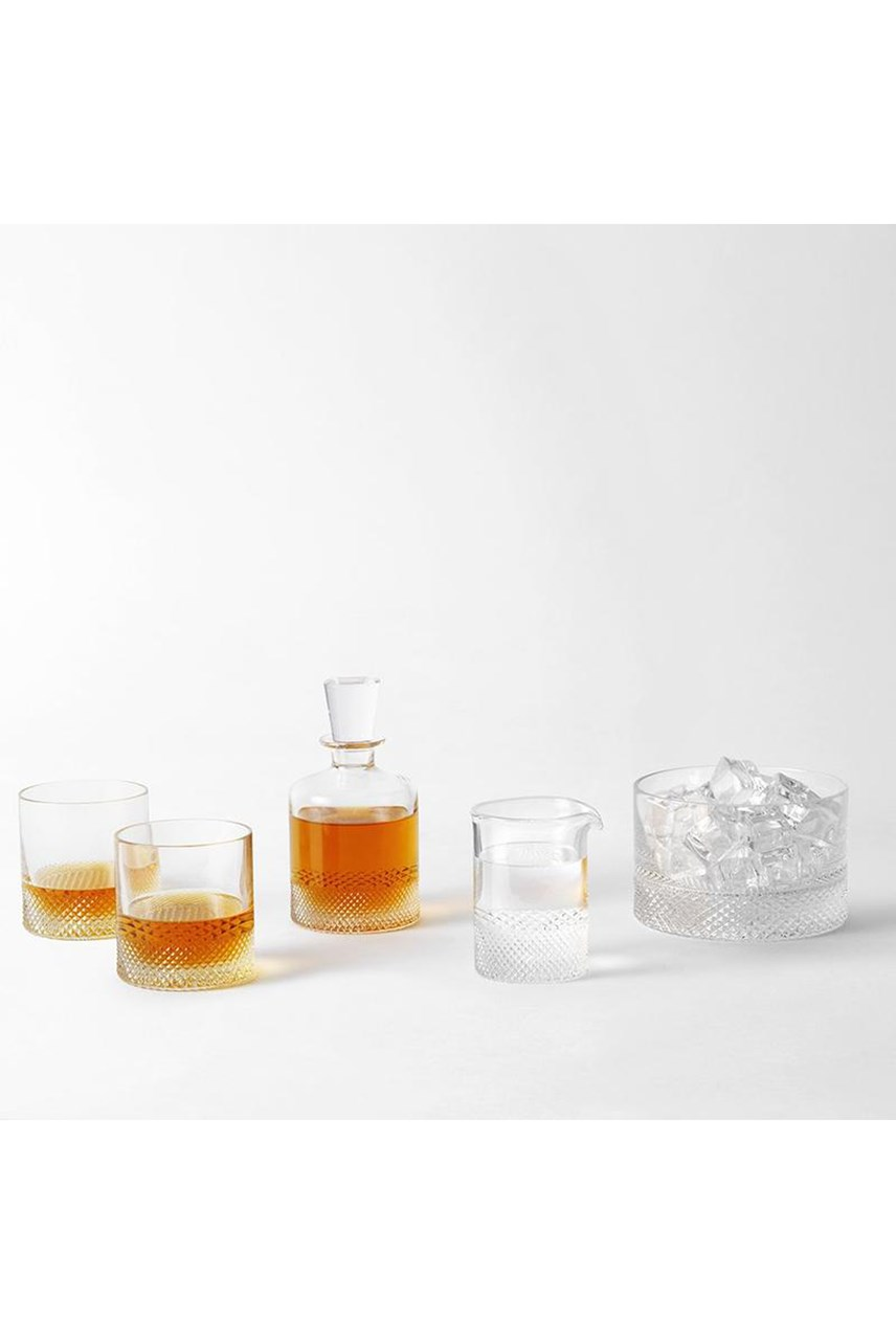 Diamond Small Decanter