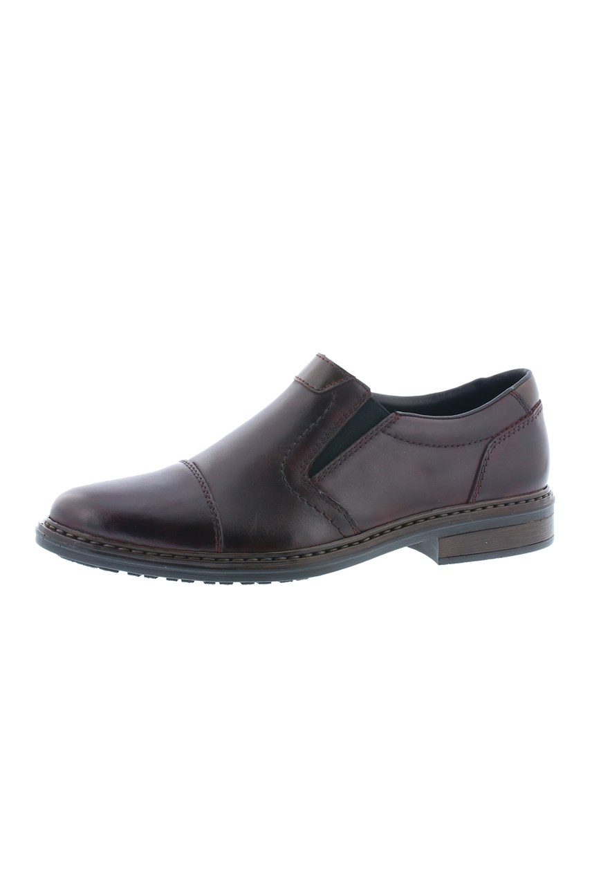 Slip On Leather Shoe