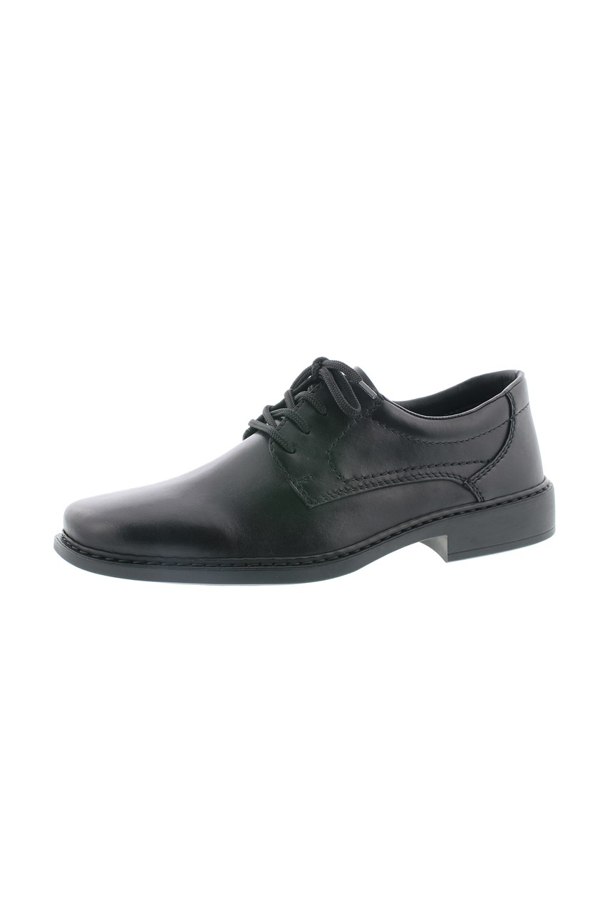 Lace Up Leather Shoe