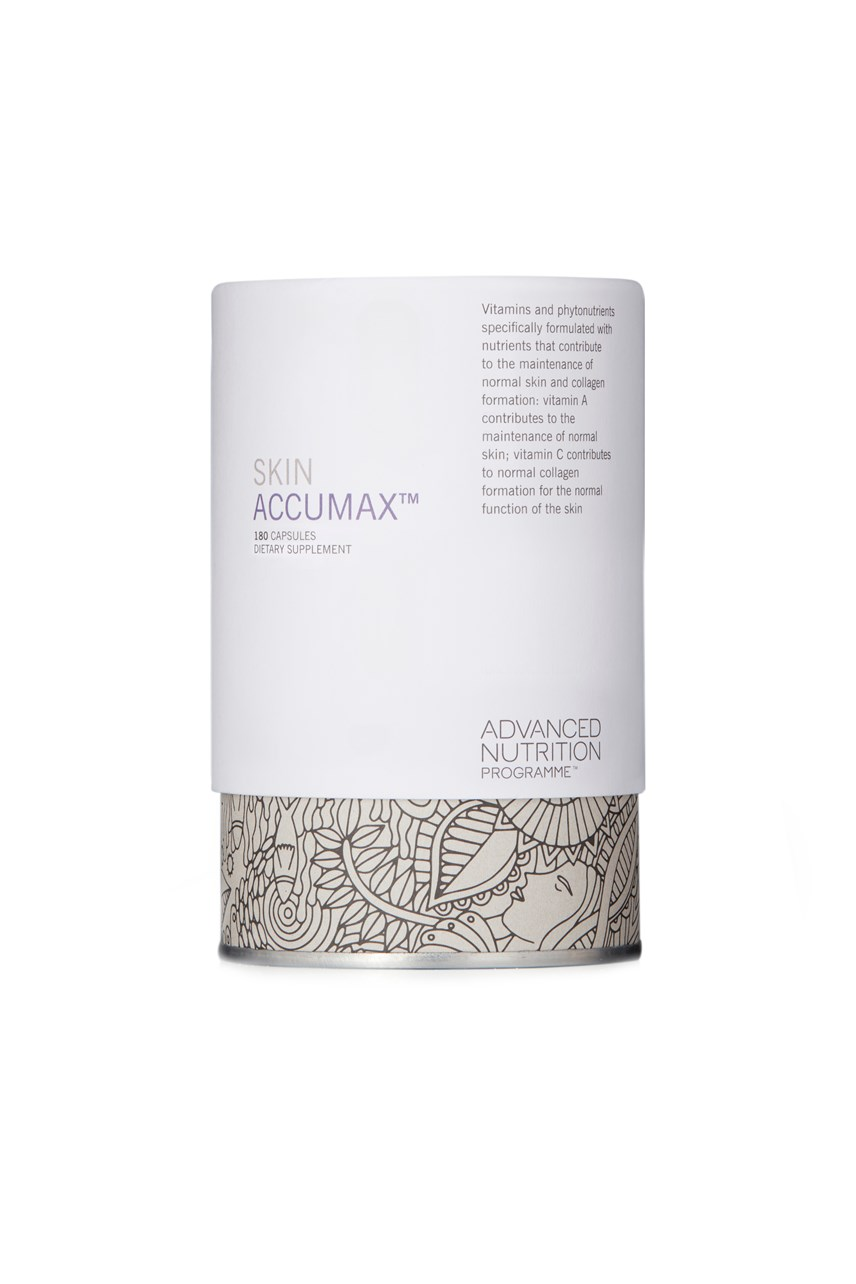 Skin Accumax Supplement - 180 Capsules