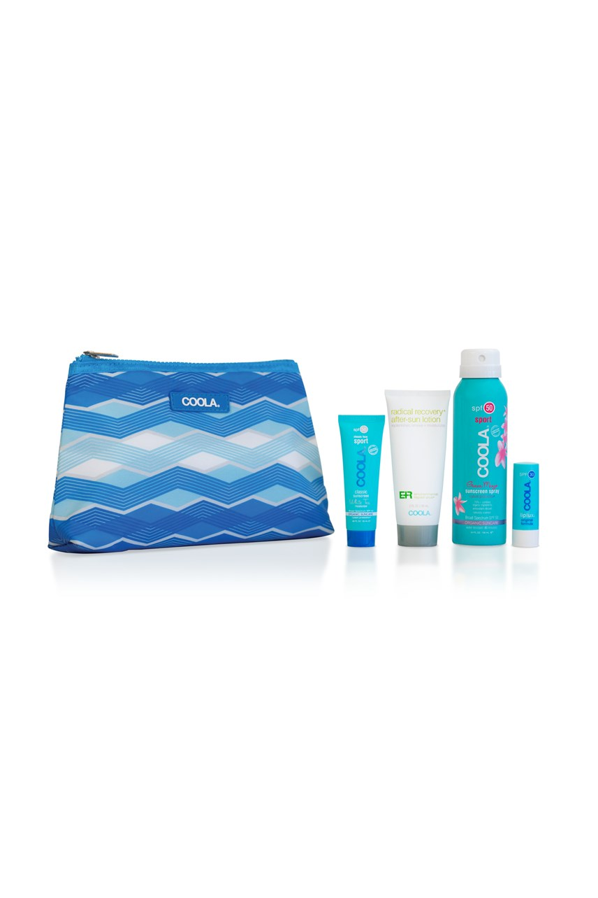 Classic Sport 4pc Travel Set