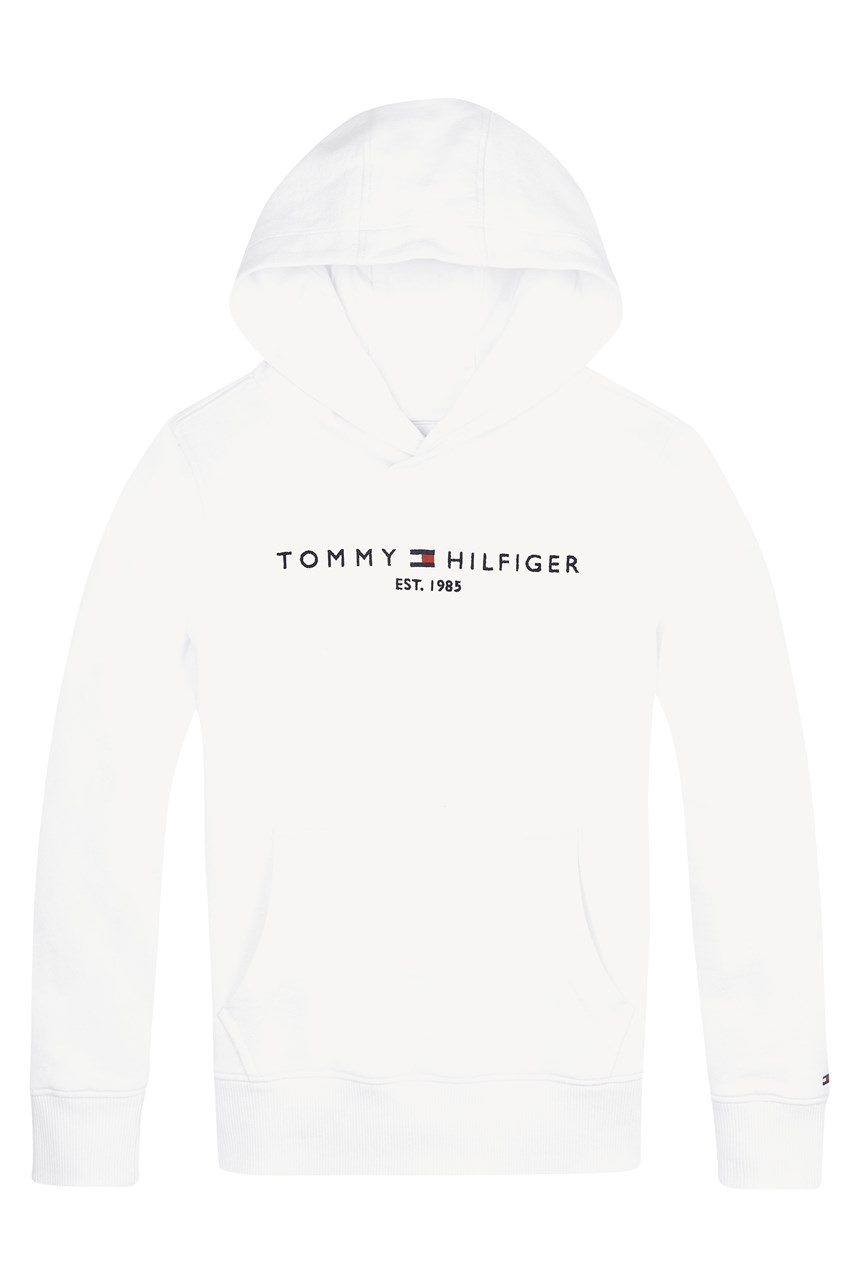 Essential Logo Pure Cotton Hoody