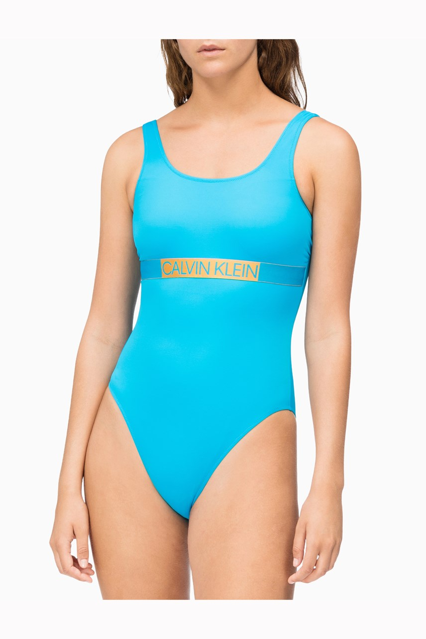 Core Icon Scoop Back One Piece Swimsuit