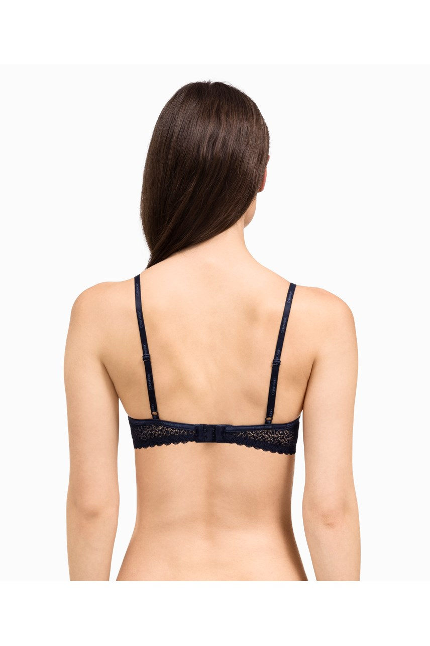 Flirty Lightly Lined Balcony Bra