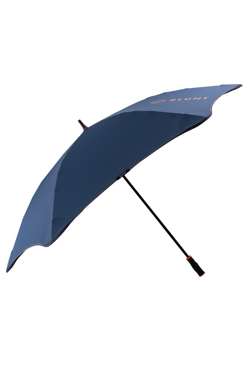Sport Umbrella - Navy/Orange