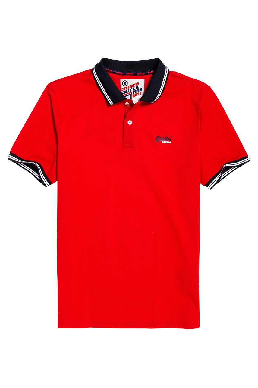 Classic Lite Micro Sports Polo Shirt