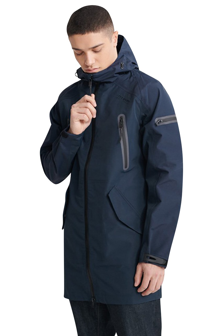 Hydrotech Waterproof Parka Jacket