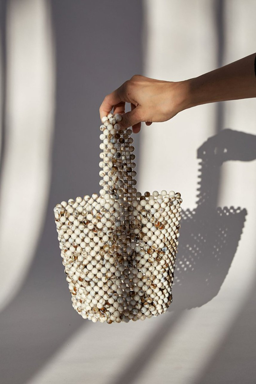 Mini Bead Bag