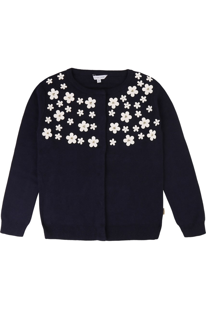 Daisy Knit Cardigan
