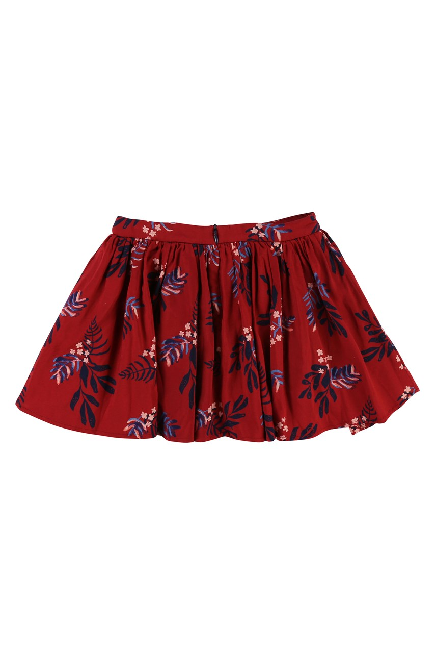 Frilled Skirt