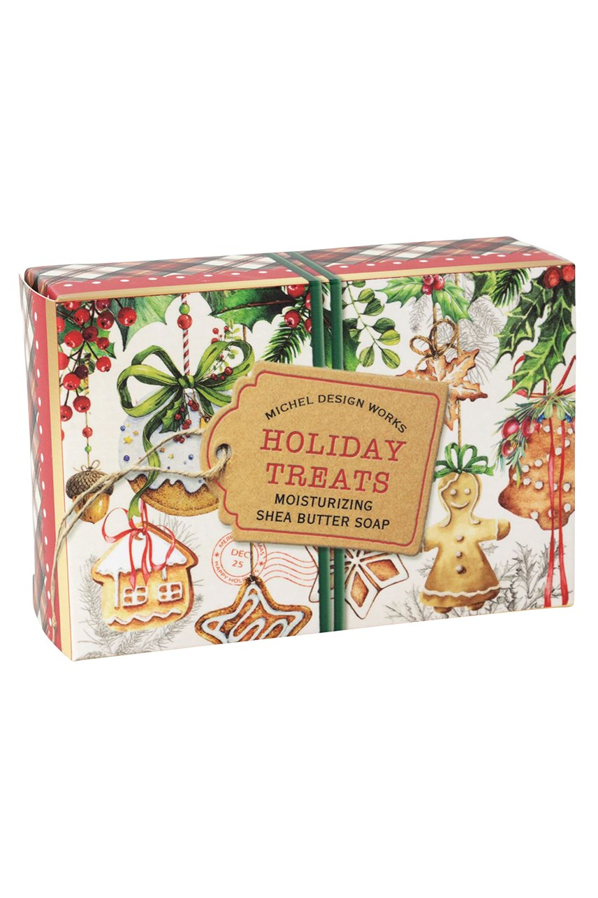Holiday Treats Boxed Soap