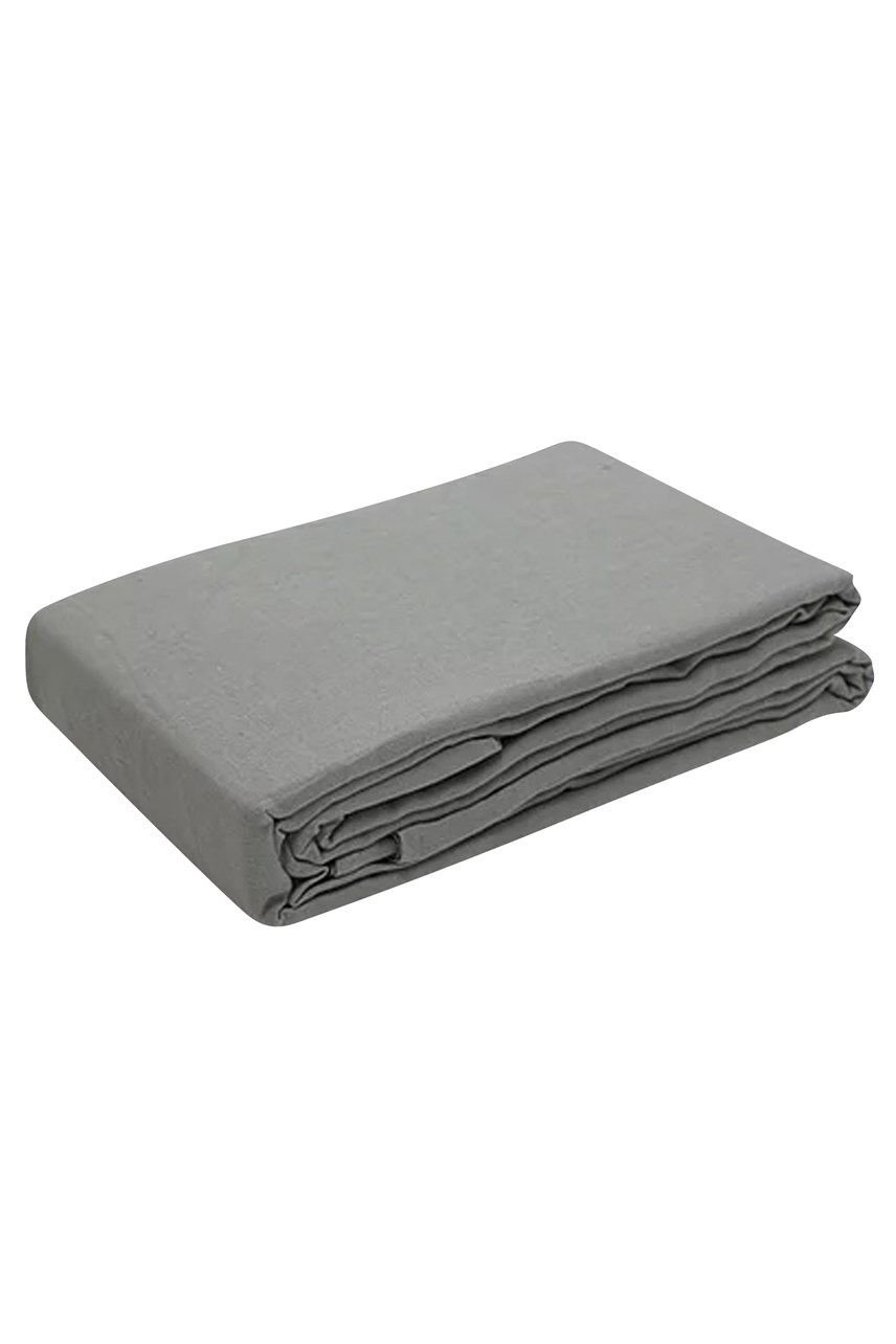 Linen Duvet Cover - Dove Grey