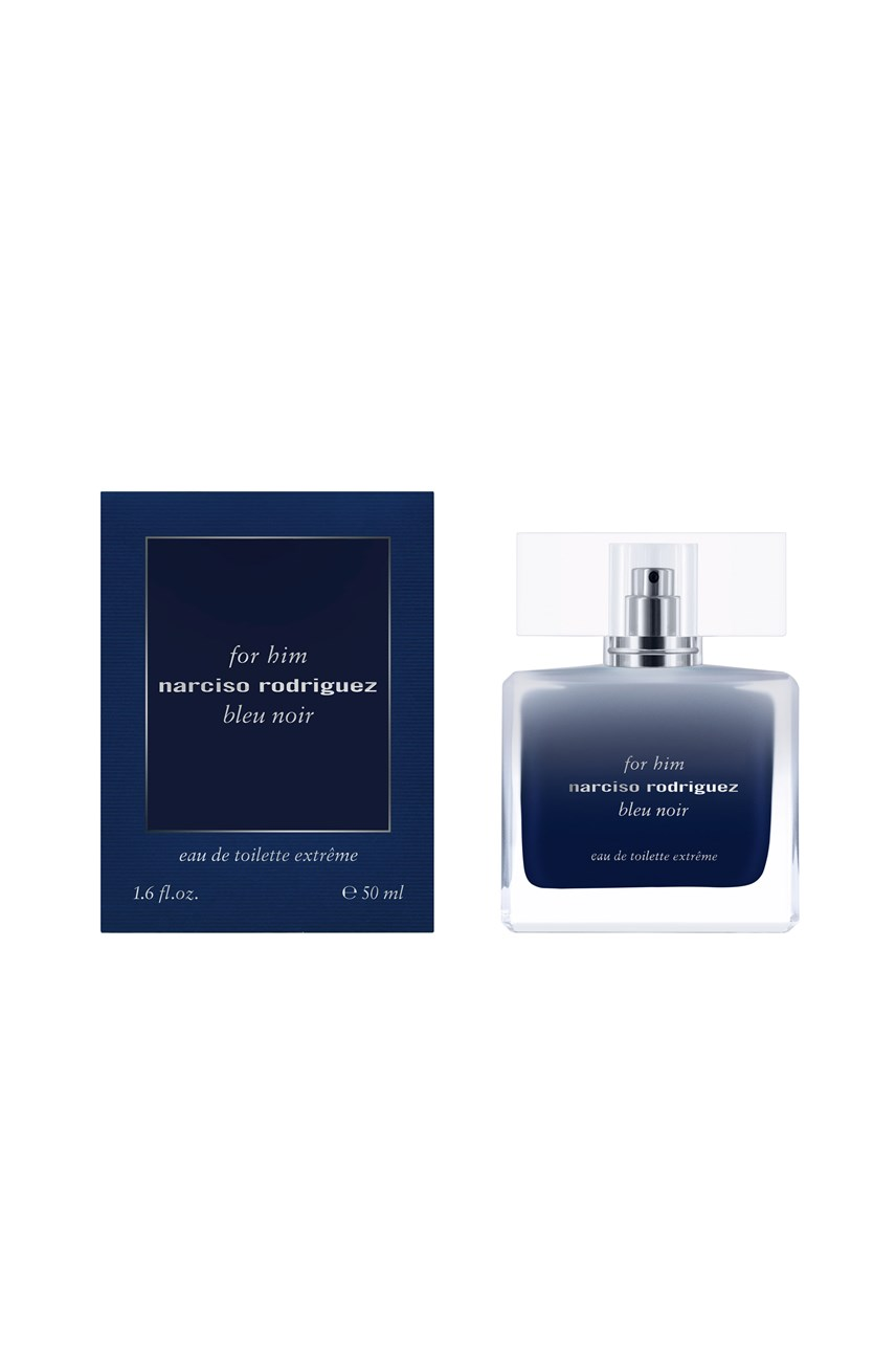 For Him Bleu Noir Eau de Toilette Fraiche Fragrance Spray