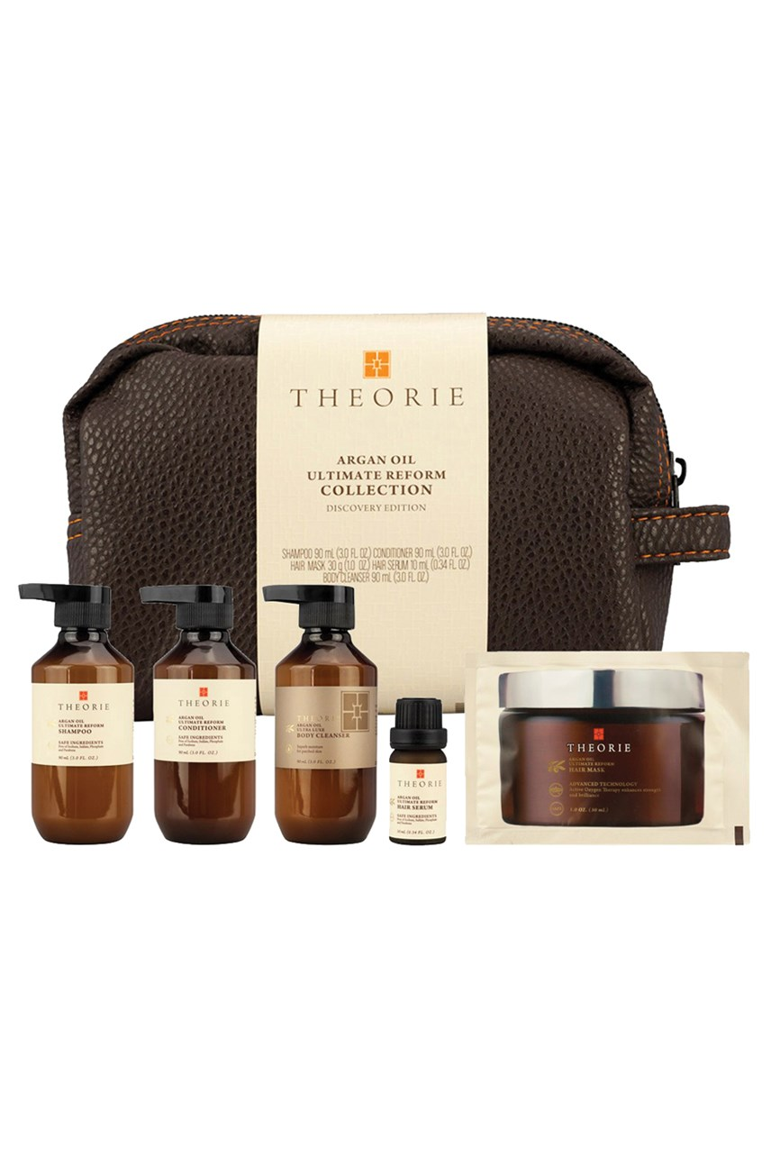Argan Hair And Body Travel Pack